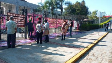 Photo of Colectivos se plantan frente al Congreso; exigen que no desaparezcan los fideicomisos