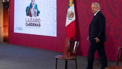 Photo of Obrador informa no tener síntomas de Covid a días de estar con el titular de Marina