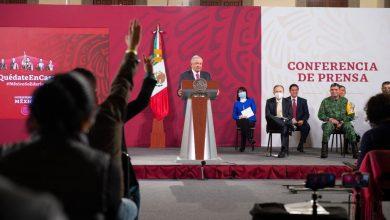 Photo of Confirma López Obrador su nuevo negativo a SARS COV-2