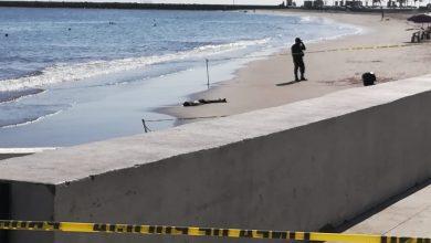 Photo of Encuentran hombre ahogado en playas de Veracruz