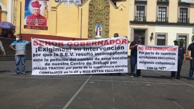"Photo of Docentes exigen cambio de zona por ""malos tratos"" de supervisora"