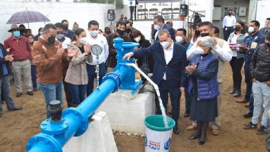 Photo of Perote solventará 80% del suministro de agua potable con nuevo sistema hidráulico proporcionado por CAEV
