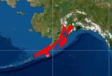 Photo of Hay alerta de tsunami en Alaska tras sismo de magnitud 7.5