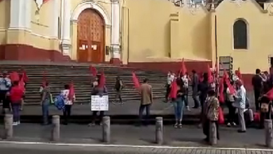 Photo of Antorchistas pedirán la intervención de AMLO ante desaparición de sus compañeros