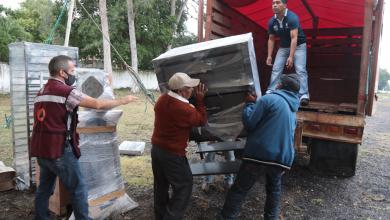 Photo of DIF entregó apoyos a  Proyectos Productivos 2020 en la zona centro