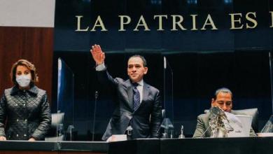 Photo of Con rispidez pero sin sobresaltos, concluye comparecencia de Arturo Herrera en el Senado