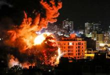 Photo of Israel ataca Franja de Gaza tras lanzamiento de proyectiles palestinos