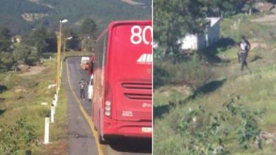 Photo of Hombres armados asaltan a automovilistas en autopista Puebla-Córdoba