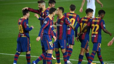 Photo of Barcelona golea al Ferencváros en su de debut en Champions League