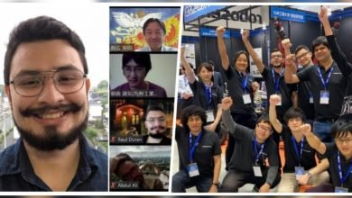 Photo of Mexicano crea robot con piel inteligente y gana concurso en Japón