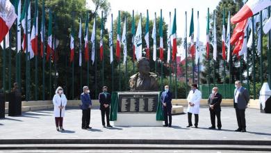 Photo of IMSS rinde homenaje póstumo a 153 médicos