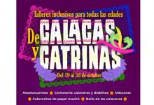 Photo of IVEC inicia ciclos virtuales gratuitos «De calacas y catrinas» por Día de Muertos