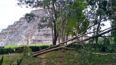 Photo of Chichén Itzá es cerrada por daños provocados por 'Gamma'