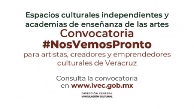 Photo of Publica IVEC Convocatoria #NosVemosPronto para espacios culturales independientes