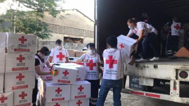 "Photo of Cruz Roja Mexicana entrega ayuda humanitaria a afectados por ""Delta"""