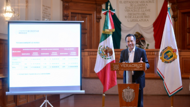 Photo of En Veracruz, dos millones de beneficiarios de programas sociales: Cuitláhuac García