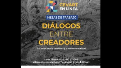 Photo of IVEC invita al público a «Diálogos entre creadores»