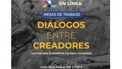 Photo of IVEC invita la charla «Las artes ante la pandemia y la nueva normalidad»
