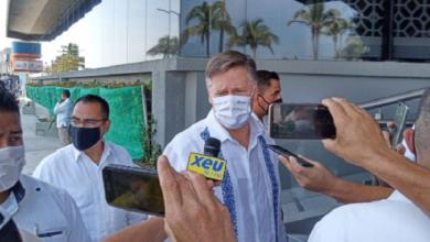 Photo of Llega a Veracruz embajador de EU