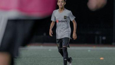 Photo of Erik Dueñas, jugador de origen mexicano, debutó con LAFC ¡a los 15 años!
