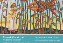 Photo of Presenta IVEC exposición virtual Realismo tropical, de Honorio Robledo