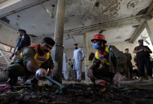Photo of Reportan 8 muertos y 124 heridos por atentado explosivo en escuela coránica