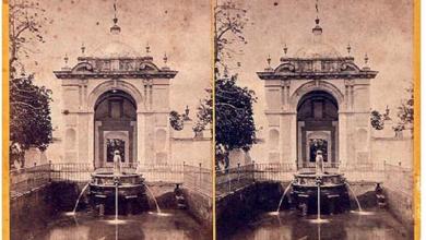 Photo of La fotografía primitiva en imágenes estereoscópicas