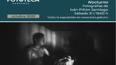 Photo of Invita Fototeca de Veracruz del IVEC a exposición virtual Nocturno