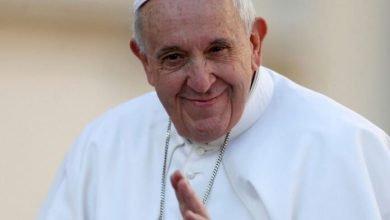 Photo of Papa Francisco hace oficial su respaldo a uniones entre parejas del mismo sexo