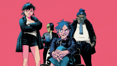 Photo of Gorillaz tendrá su propia película animada en Netflix
