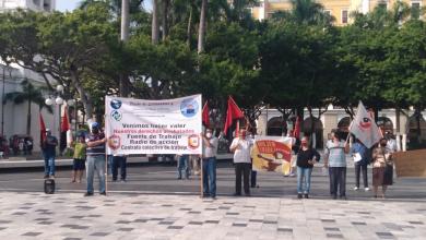 Photo of Estibadores desconocen a agrupación que tomó el antiguo edificio de los trabajadores portuarios
