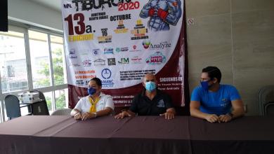 """Photo of Certamen """"Mr Tiburón 2020"""" donará sus ganancias para atender niños con cáncer"""