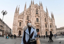 "Photo of Gobierno italiano recluta a ""influencers"" para promocionar mascarillas para Covid-19"