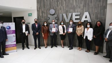 Photo of IVAI entrega certificación al IVEA