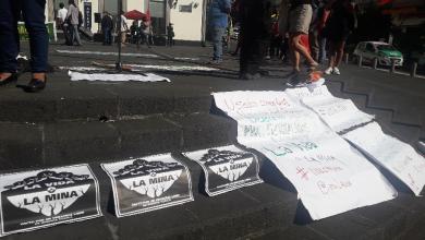 Photo of Protestan integrantes de LaVida contra la mina a cielo abierto