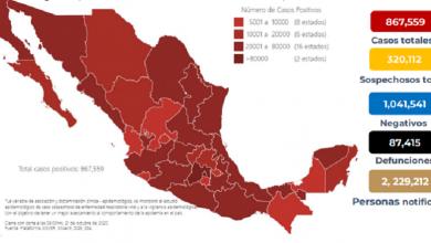 Photo of México suma 87,415 muertes por Covid-19
