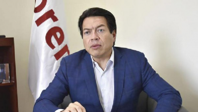 Photo of Mario Delgado dio positivo a Covid-19
