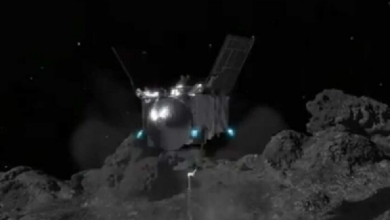 Photo of NASA logra recoger muestras de un asteroide por primera vez
