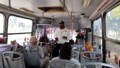 Photo of Continúa operativo en transporte público para que cumplan con protocolo sanitario