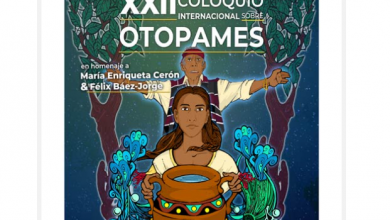 Photo of Invita UV al Coloquio Internacional virtual sobre Otopames XXII