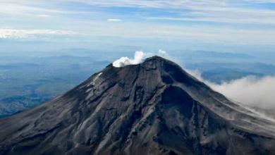 Photo of Realizan sobrevuelo para revisar condiciones del cráter del Popocatépetl
