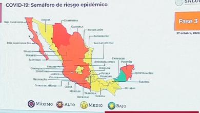 Photo of México supera los 900 mil casos de Covid-19