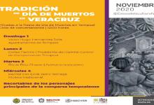 Photo of IVEC presenta ciclo de charlas sobre la Fiesta de Día de Muertos en Tempoal