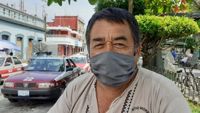 Photo of A 2 meses por concluir el año taxistas no ven repunte en Misantla