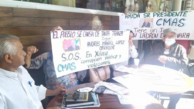 Photo of Denuncian cobros excesivos de CMAS en Xalapa