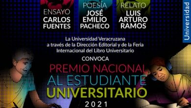 Photo of Convocan al Premio Nacional al Estudiante Universitario 2021