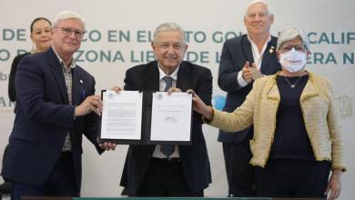 Photo of López Obrador buscará constitucionalidad de la  Zona Libre en municipios