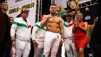 Photo of «Canelo» Álvarez podría pelear en Navidad