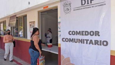 Photo of Reinicia operaciones comedor comunitario  en la colonia Miguel Alemán