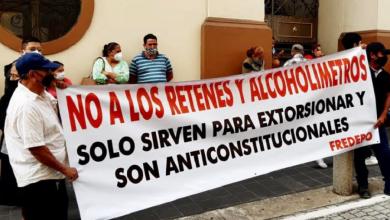 Photo of Denuncia Fredepo extorsiones de SSP en retenes de Xalapa
